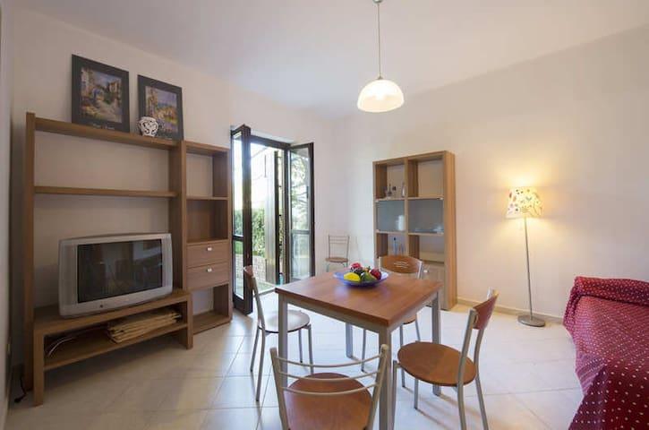 Ginestra - Castellabate - Wohnung