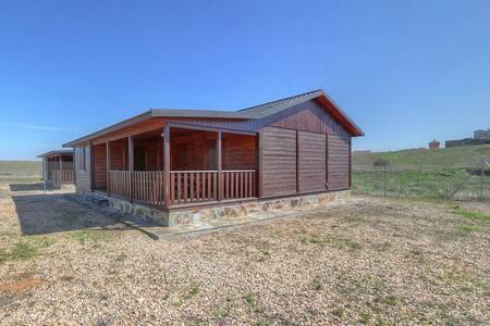 Casa de madera a 7 KM de Salamanca. - Pelabravo - Haus