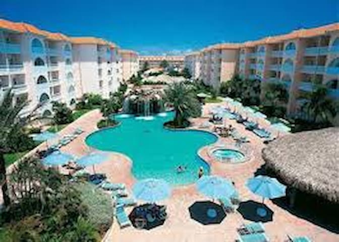 TimeShare Week for Rent, 3 min from Eagle Beach - Oranjestad-West - Apartment