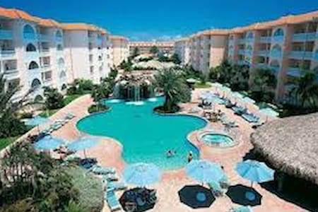 TimeShare Week for Rent, 3 min from Eagle Beach - Leilighet