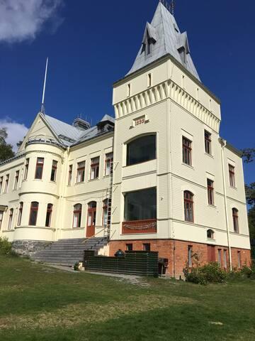 Villa Björkudden - Vackert hus i skärgården