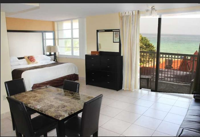 Beautiful studio at Sunny Isles Beach