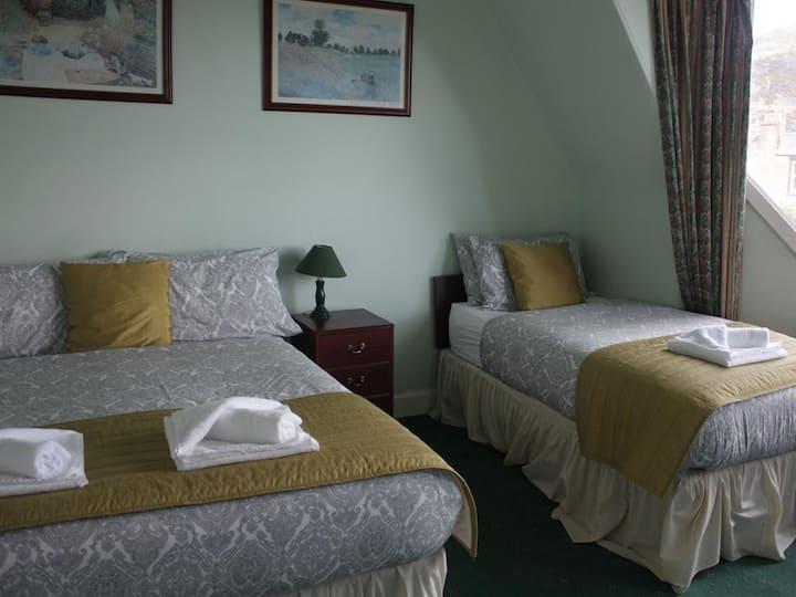 Triple room at Airdenair Guest House