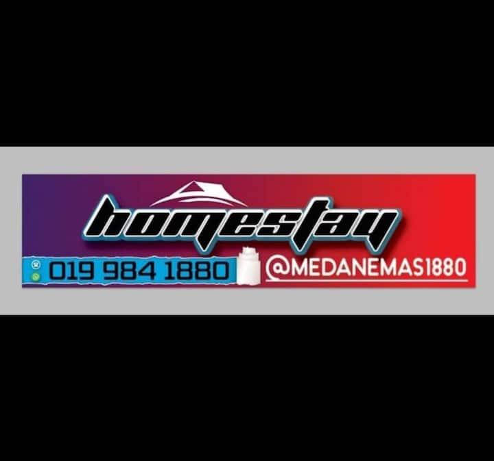 Homestay@Medanemas1880