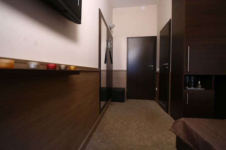 Double room in Central Hotel 21***