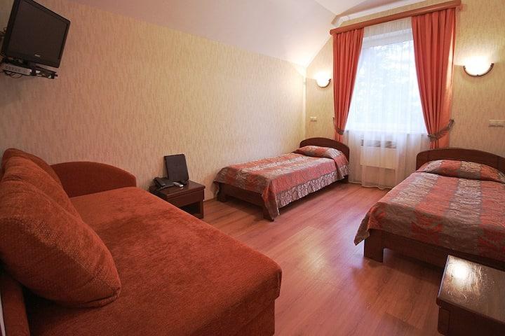 Мини-отель Пилигрим