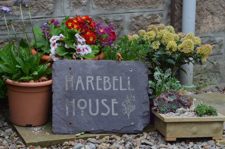 Harebell House, a country home experience.