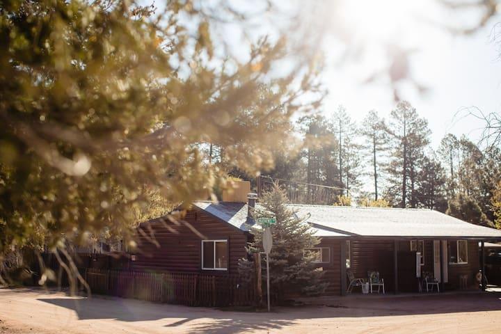 Getaway in the Pines 2.0