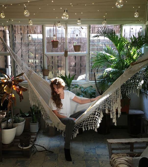 Private Single Room Casa Del Sol W Yoga Studio