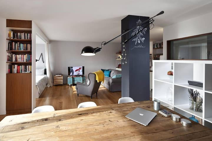 ★Design award winning studio in central Sofia★