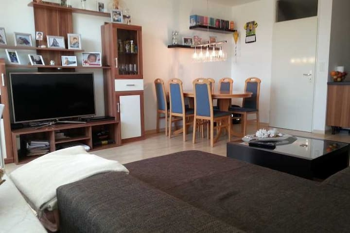 4 Zimmer Apartment | ID 5738 | WiFi, Apartment
