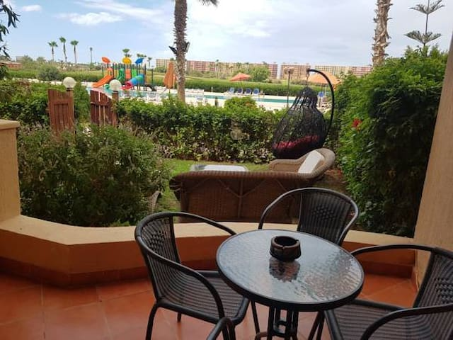 Chalet - Golf Porto Marina - Garden And View