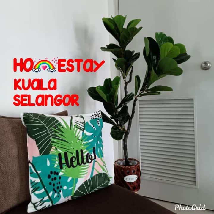 Dahlia Homestay Kuala Selangor (Muslim)