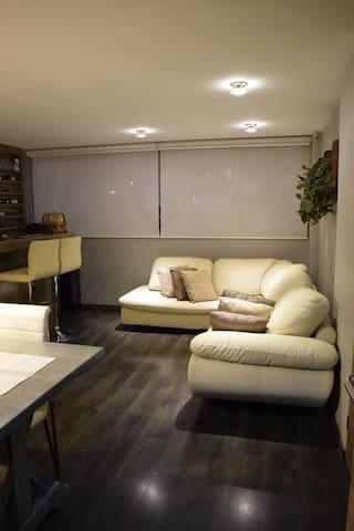 Nice and practical apartment near Polanco