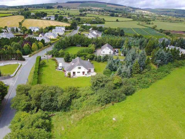 Roundwood Village, Wicklow, The Garden of Ireland