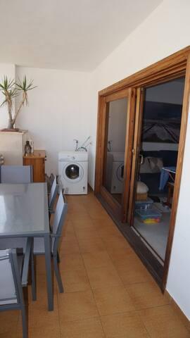 Apartment für 2 Personen am Hafen von Colonia 2.OG