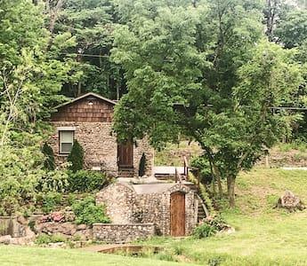 Greenwood Springs Stone House