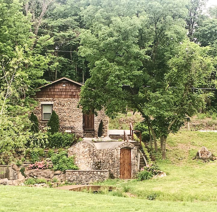 Greenwood Springs Stone House
