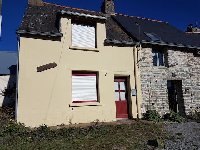 """Maisonnette """"Ker Dom'Her"""" - Le calme d'un hameau - Nivillac - Hus"""
