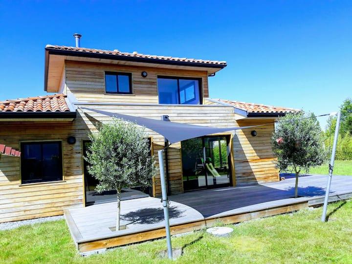 Villa bois Seignosse
