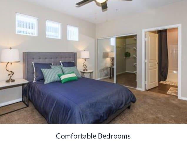 3 bed 2bath apartment