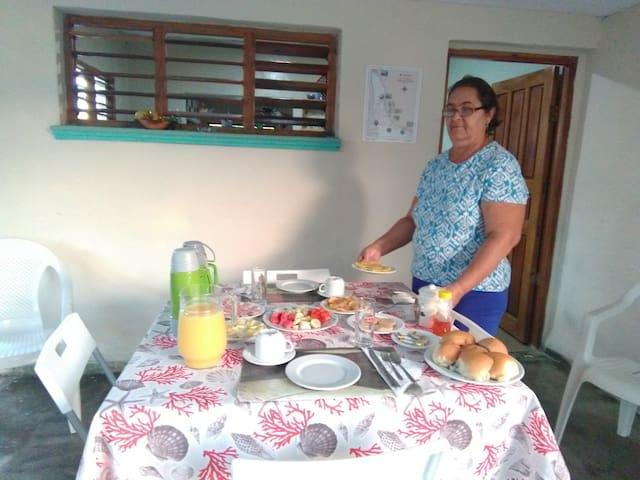 Mi tía Oraida