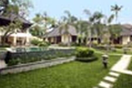 Saba Garden Luxury Villas - Blahbatuh
