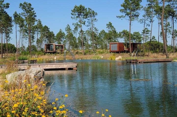 Lodge T2 in Eco Resort