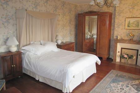 Chambres d'hôtes au Logis de Bourseguin - Bourneau