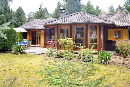 Waldhaus Sunde - Ein Haus mitten im Wald - Oldendorf