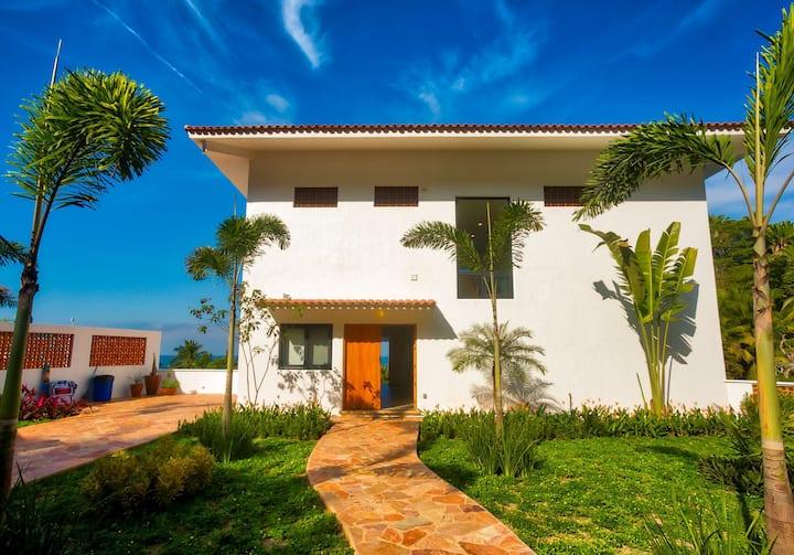 Casa Pelicano, where the jungle meets the sand