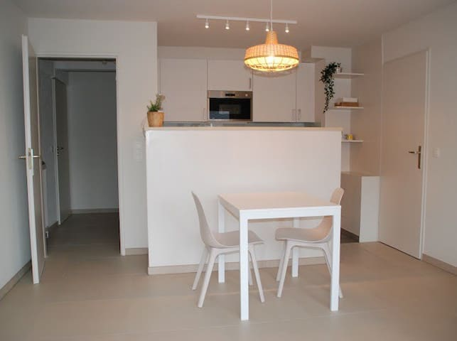 Cosy apartment in the historical center of Leuven
