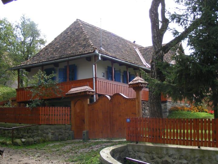 Siklód.Csaba Vendégház (5 fő) Csűr felújítás alatt
