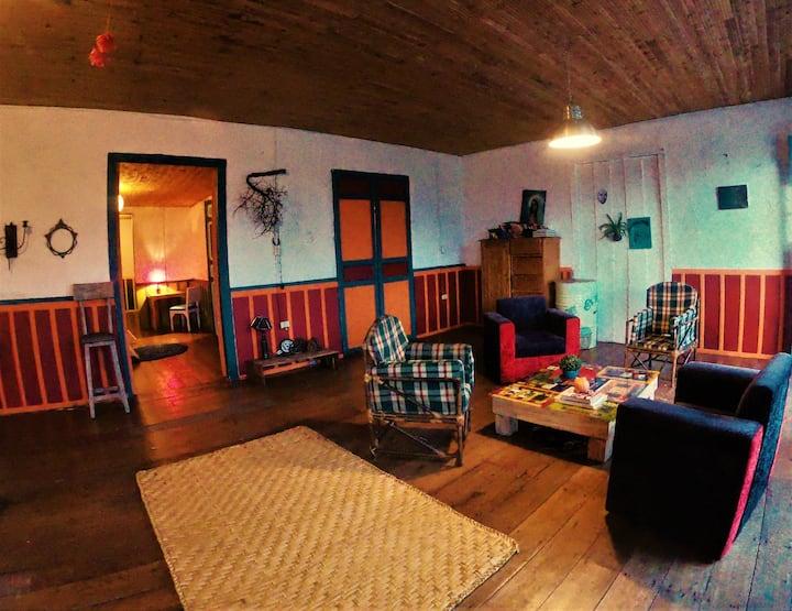 LOFT FOR 6 TRAVELERS Hostal Colina de Lluvia