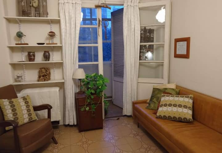 Hermoso departamento , ideal para visitar BS AS