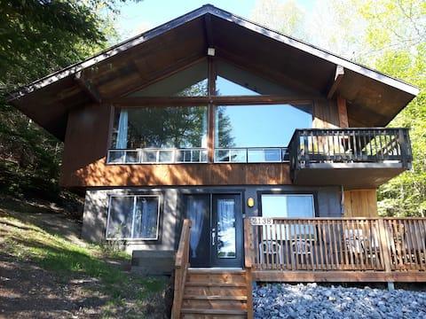 HORIZON DU LAC - rustic cottage