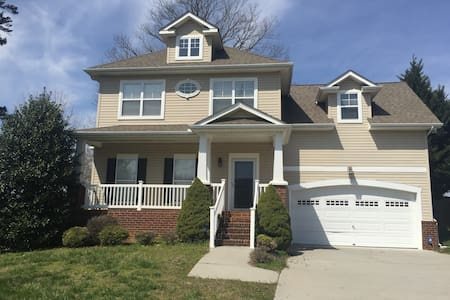 Private 3 Bedroom in West Knoxville, whole house! - 諾克斯維爾(Knoxville) - 獨棟