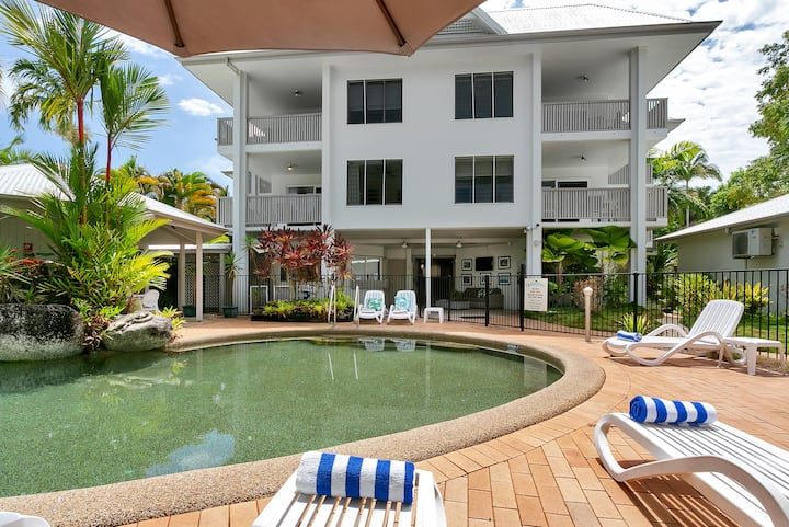 Seascape Holidays at The Queenslander Two Bed Std