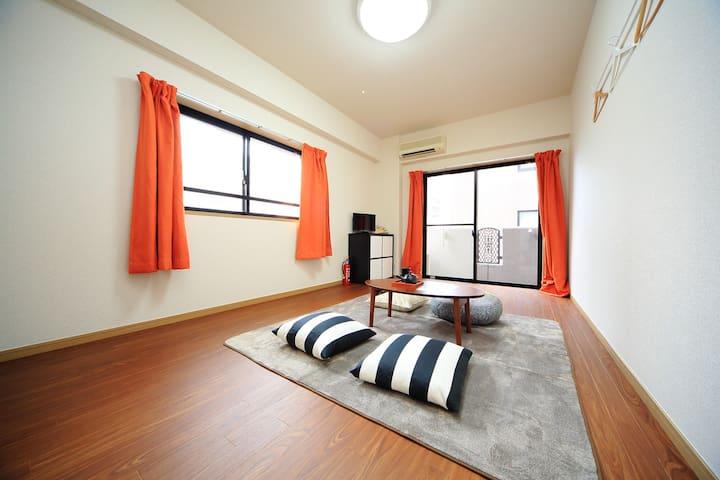 Just2MinSta&Tokyo,Akihabara,Asakusa,GoodLocation!! - Chuo - Appartement