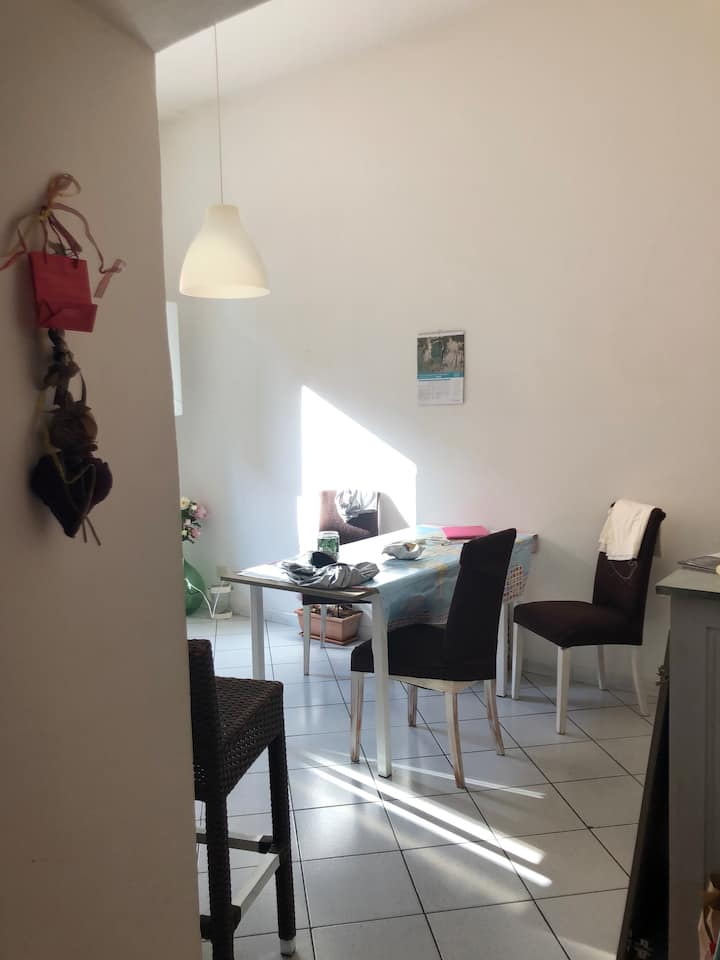 Civitavecchia Harbor Charm Apartment