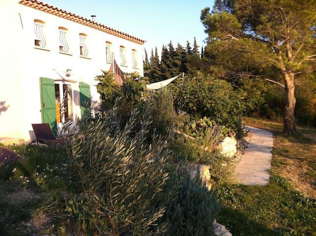 La Maison des Oliviers - Salles-d'Aude - Villa