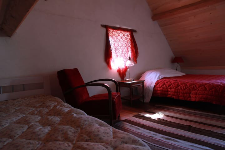 Chambre d'hôtes - Concots - Guesthouse