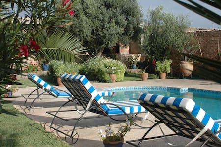 Villa-riad de caractère, piscine - Marrakech