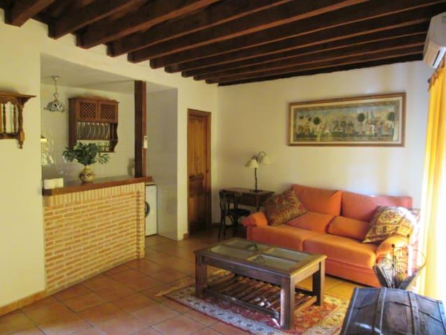 Apartamento en alojamiento rural - Villaconejos - Appartement