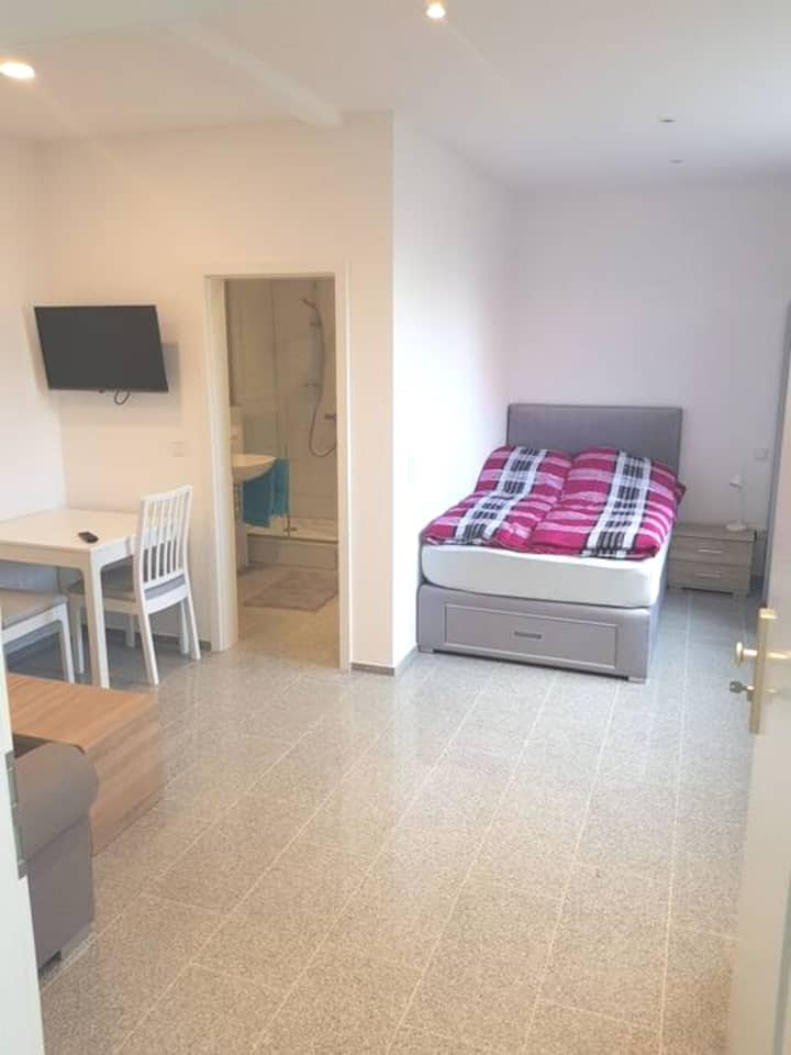 Komplett- Apartment 1