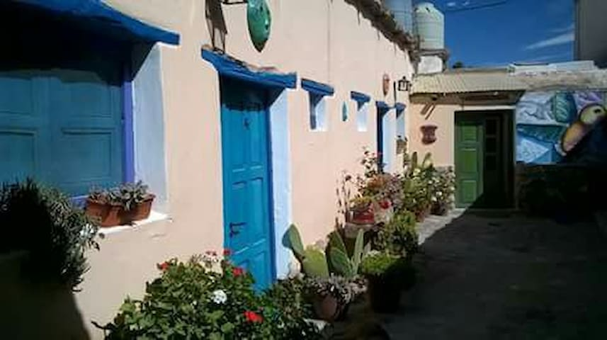 Hostal Viracocha (Website hidden by Airbnb) Matrimonial Privada.