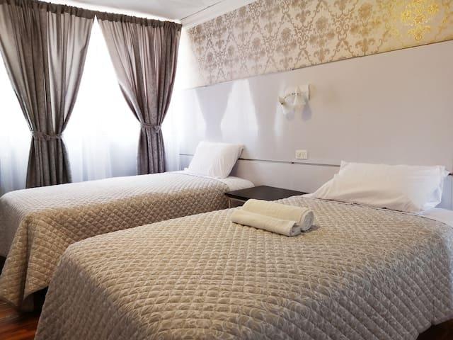 Dormitorio 2 con dos camas simples