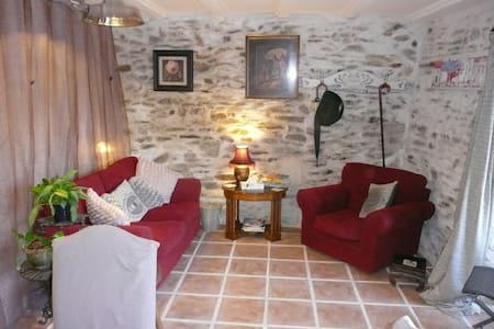Selfcatering room & double bedroom(or rent as unit - Vouvant - Other