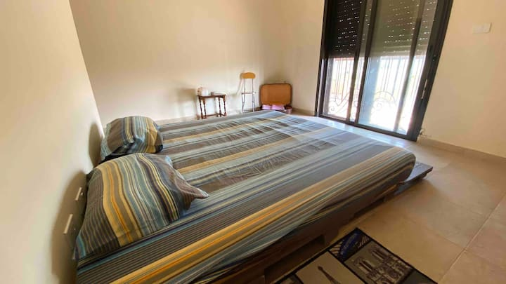 Private room 2-min drive from Batroun Souk