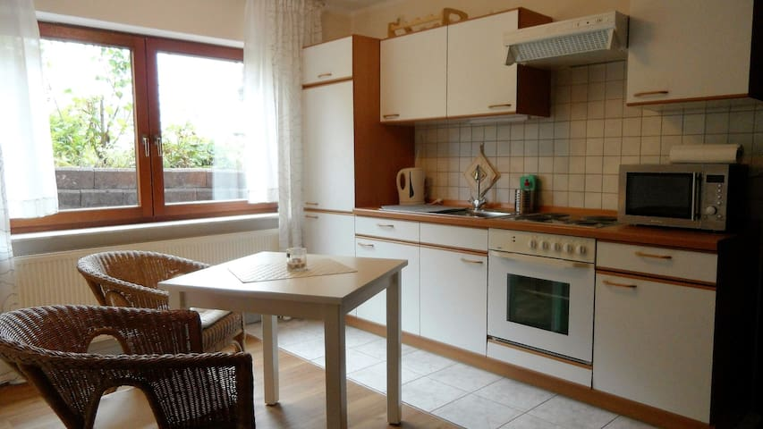 Schönes Appartement in Reiskirchen - Reiskirchen - Apartment